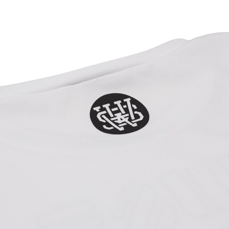 WAKE UP AND SQUAT - ACTIVE TANK TOP SHORT (WHITE)