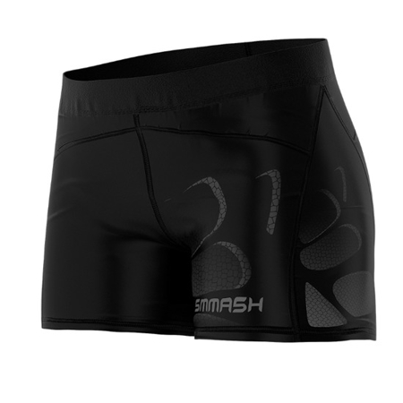SMMASH - LEGGINSY SHORT ATACAMA (PUSH UP)