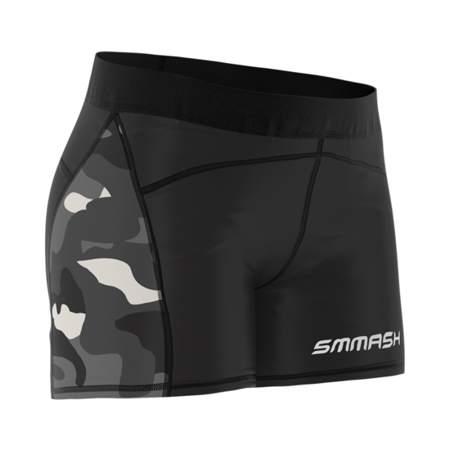 SMMASH - LEGGINSY SHORT CAMO (PUSH UP)