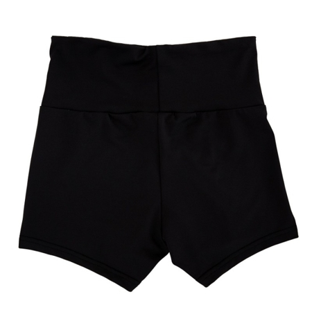 SPODENKI WAKE UP AND SQUAT SHORTS- BLACK, WHITE